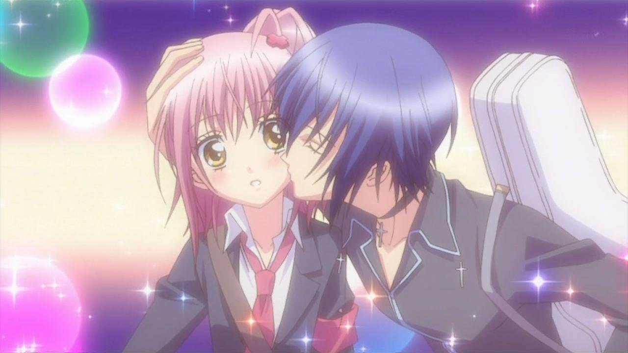 Картинки из аниме чара хранители поцелуй
