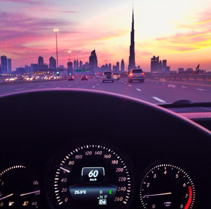 oriental-sunrise: Dubai, UAE