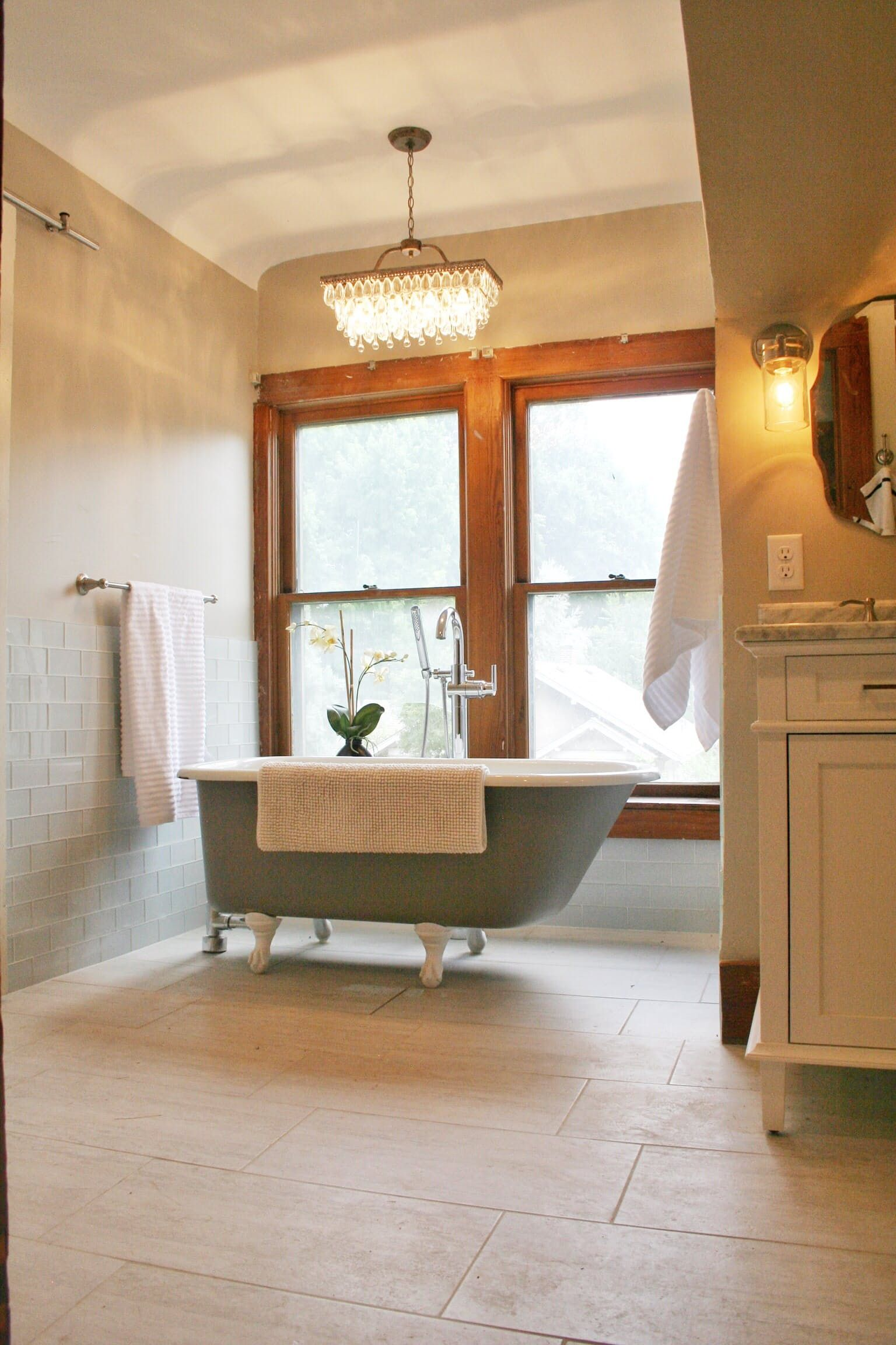 Bathroom Remodel Fort Collins a $20k bathroom remodel beautifully blends old & new