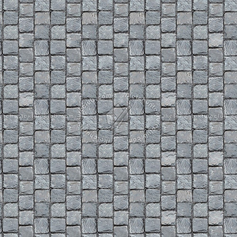 . Street paving cobblestone texture seamless 07408       in 2019