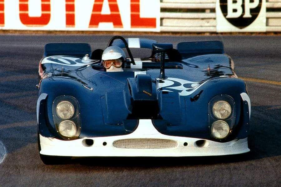 Herbert Linge Jonathan Williams Porsche 908 02 Flunder Solar Productions Inc Xxxviii Grand Prix D Endurance Les 24 Heures D Porsche Le Mans Sport Cars