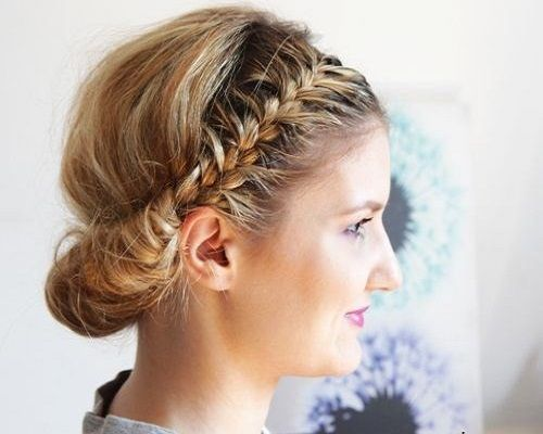 Cool Easy Hairstyles New Cool Trends 3 Easy Hairstyles For Medium Length Hair  Hair
