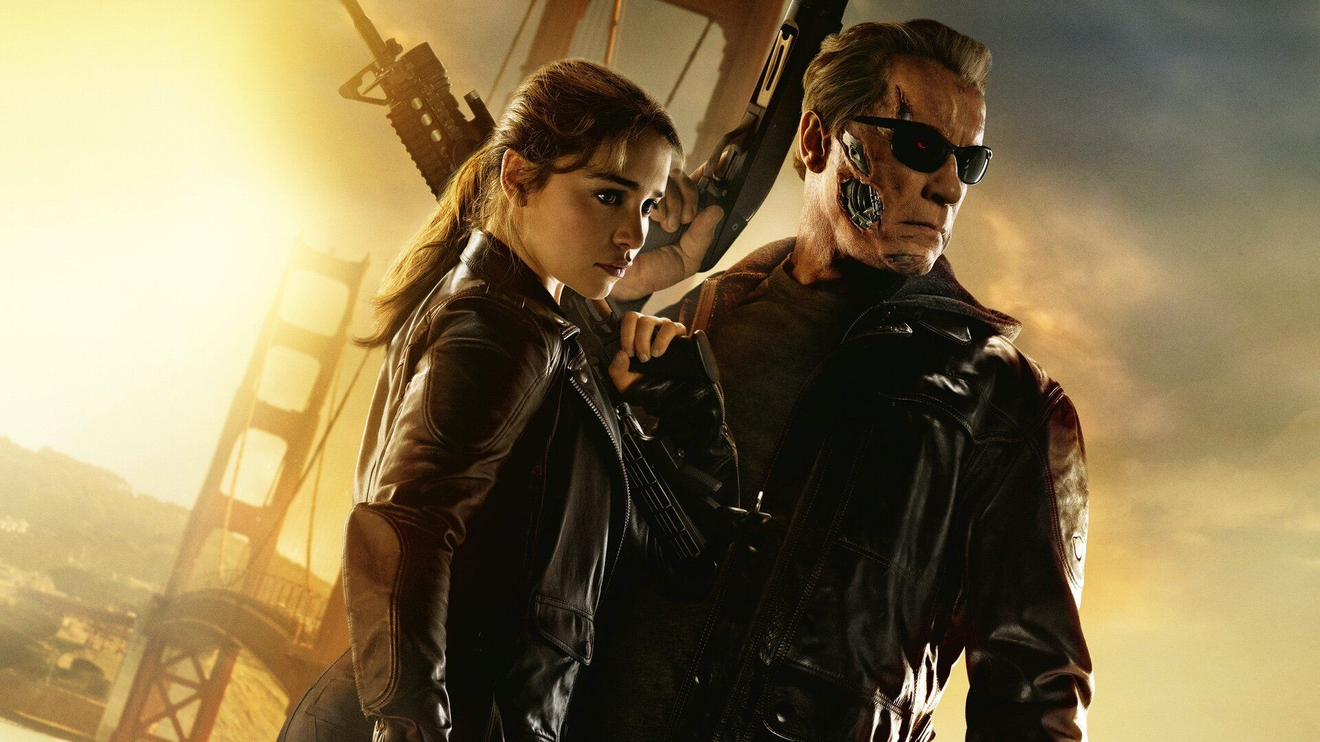 Details Revealed On The Two Trippier Unproduced Terminator Genisys Sequels Geektyrant Terminator Genisys Terminator Arnold Terminator