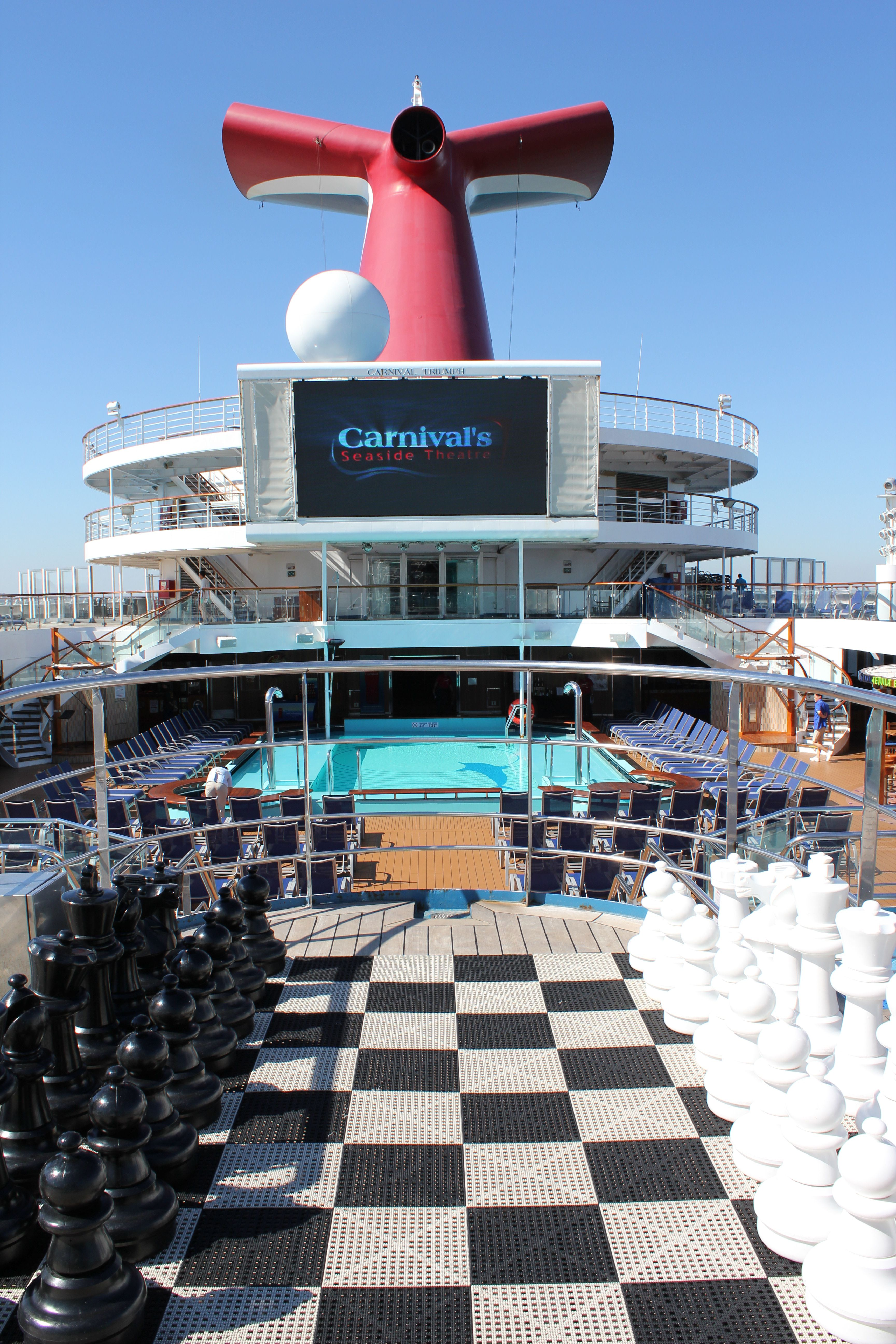 A Picture Review Of Carnival Triumph