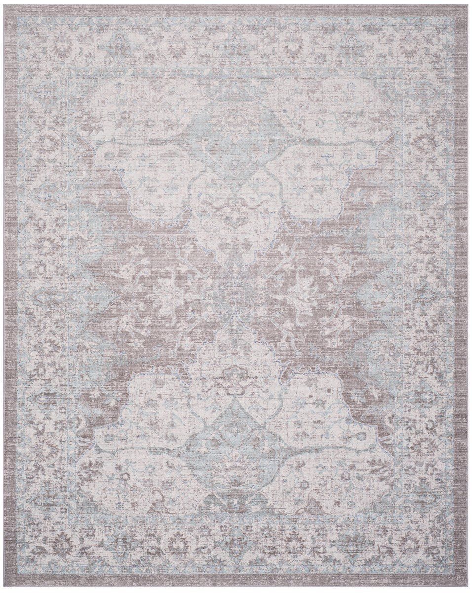 Safavieh Windsor Wds319l Light Grey Aqua In 2019 Rugs