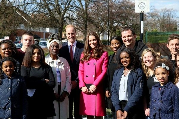 Kate Middleton Photos: Prince William and Catherine Support Development Opportunities For Young People
