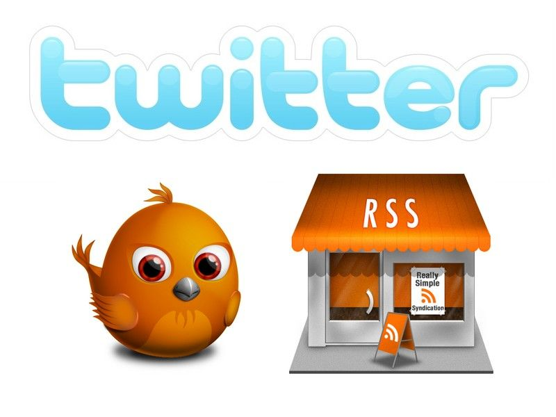 webservices: create RSS feed for your Twitter username for $5, on fiverr.com