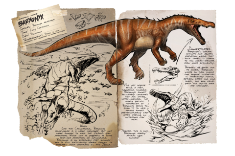 Dino Dossiers Official Ark Survival Evolved Wiki Ark Survival Evolved Ark Survival