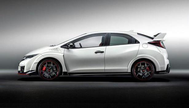 2018 Honda Civic Type R Picture 5 Honda Pinterest Honda