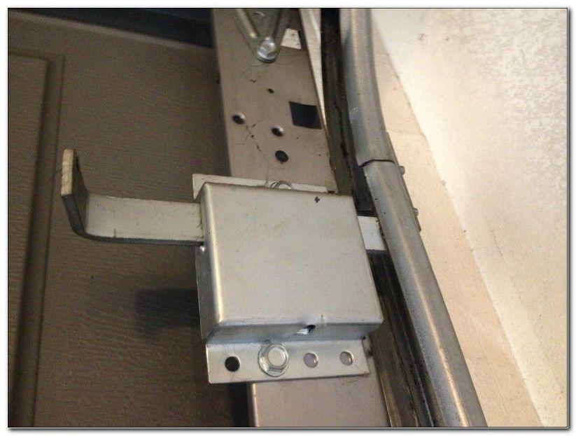 Garage Door Slide Lock Installation Slide Lock Garage Doors Locks Latch