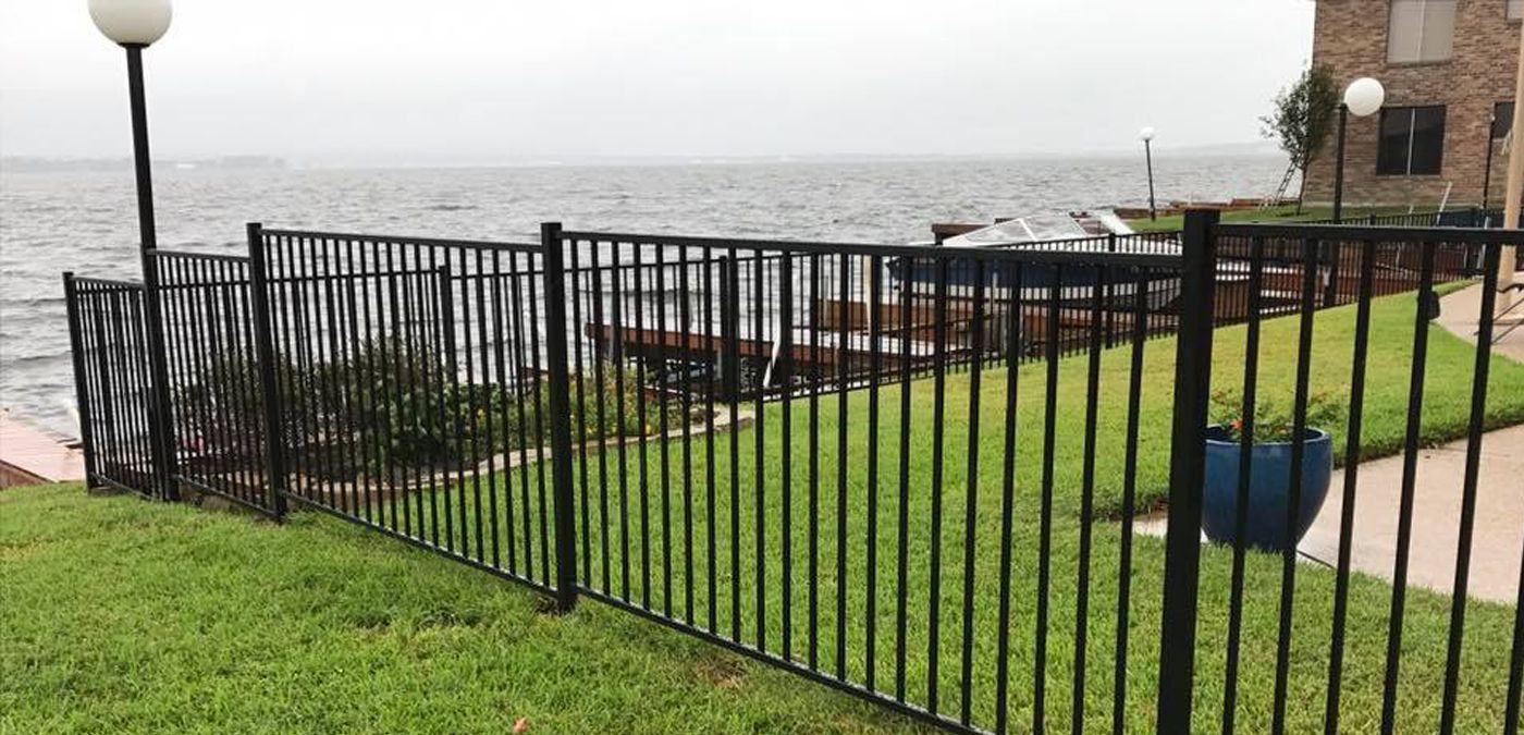 Fence Supply Dallas | Wrought Iron Fence | Wood Fence ...