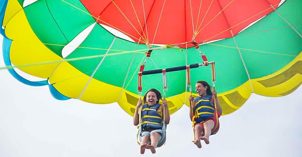 Hilton Head Island Parasail Parasailing, Hilton head