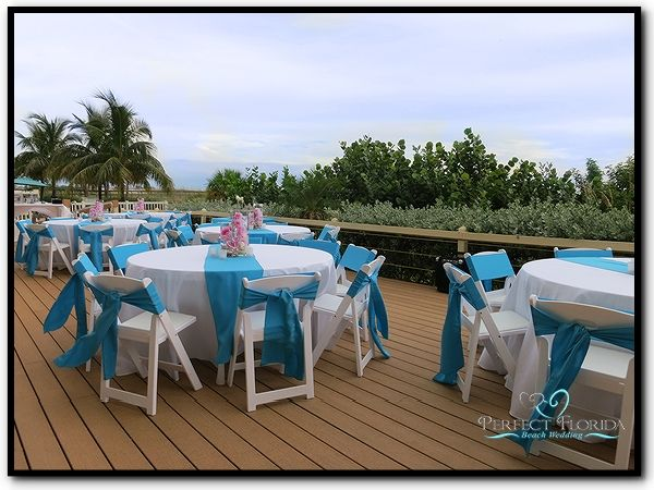 Sunset Vistas Back Deck Is Perfect For Small Wedding Receptions