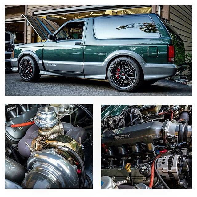 Sick Gmc Typhoon One Of My Top 5 Collector Cars Love These