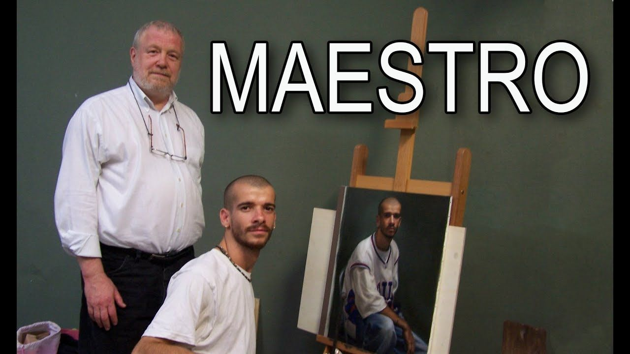 Exclusive Interview with Master Painter Michael John Angel  Cesar