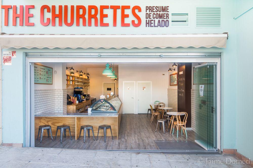 Thechurretes by jiro estudio taller de dise o interior - Diseno de interiores malaga ...