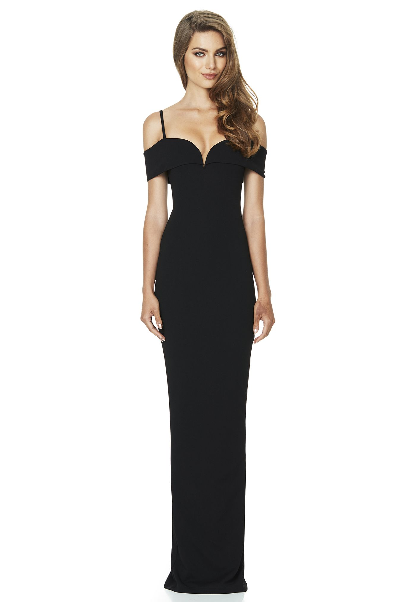 Pretty Woman Gown Black (PREORDER) | Pretty woman, Gowns and Woman