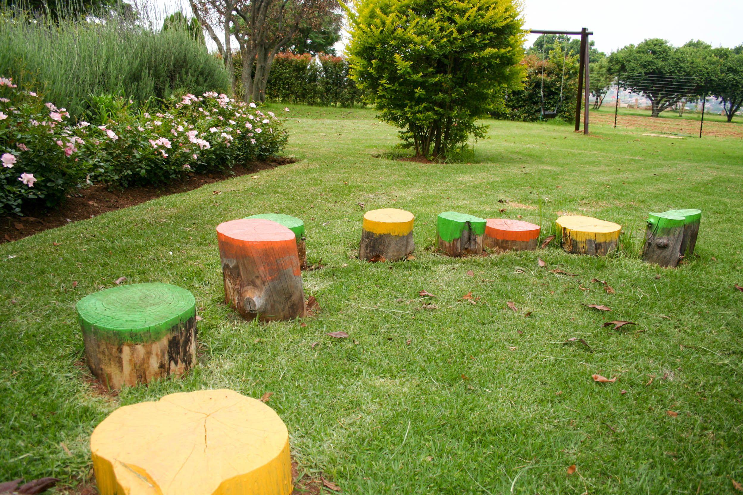 Natural Playground: Tree stumps for balancing | Natural ... on natural sandbox ideas, natural playground with tree stumps, natural playground design, natural play ground ideas, natural home playground, natural playground treehouse, natural playhouse ideas,