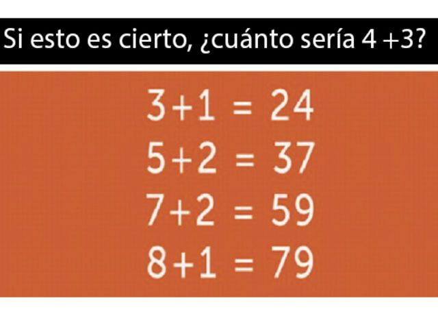 Nadie Saca 10 En Estos Acertijos Matematicos Problemas