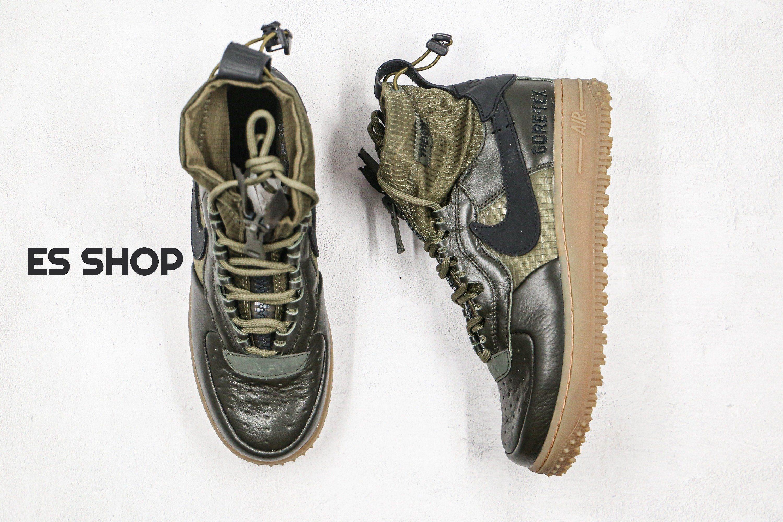 FW20 Nike Air Force 1 GoreTex sneakers ES Shop in 2020