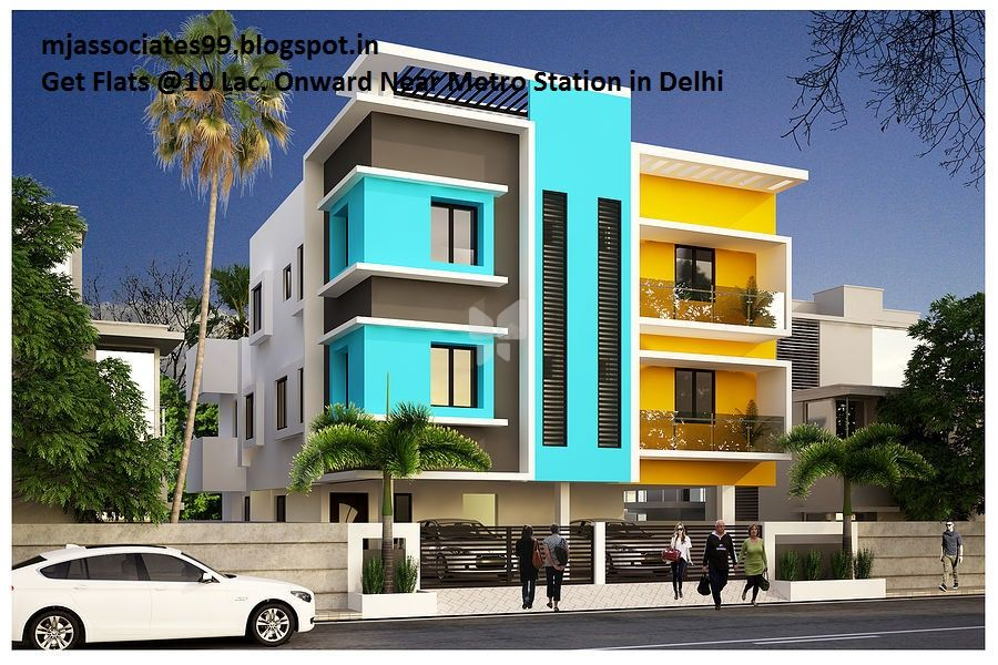 Property in Uttam Nagar, Property Near Metro, Property Near Metro
