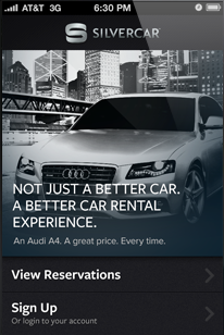 Silvercar Lands 11 5m From Crunchfund Dave Morin Others To Reinvent Airport Car Rental Techcrunch Airport Car Rental Car Rental Limousine Rental