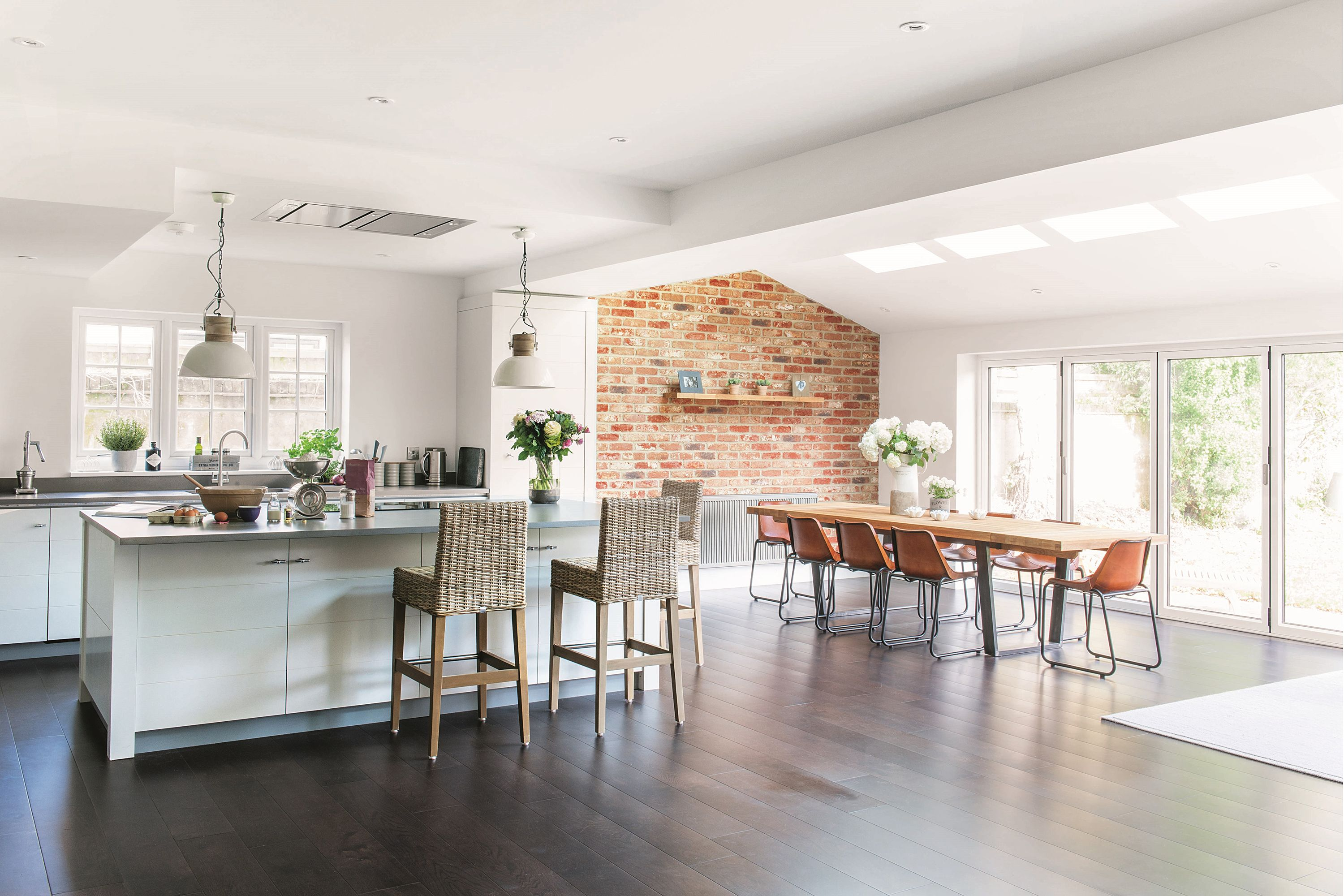 Planning a kitchen extension