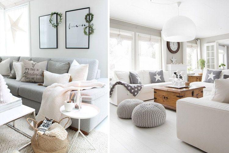 Claves para la decoraci n de salones de invierno for Interiorismo salones