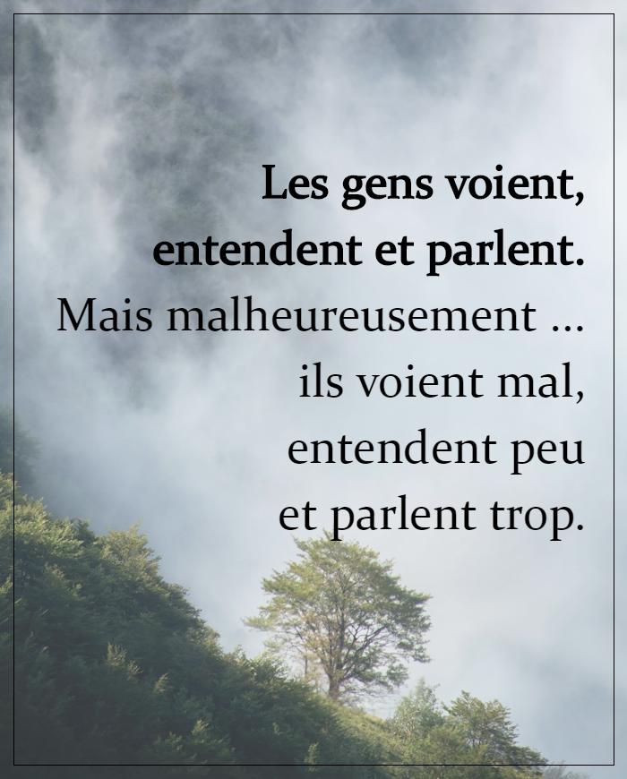 Citation Gens Qui Parle Dans Le Dos : citation, parle, Réalité, Citation, Relation,, Heureux,, Phrase