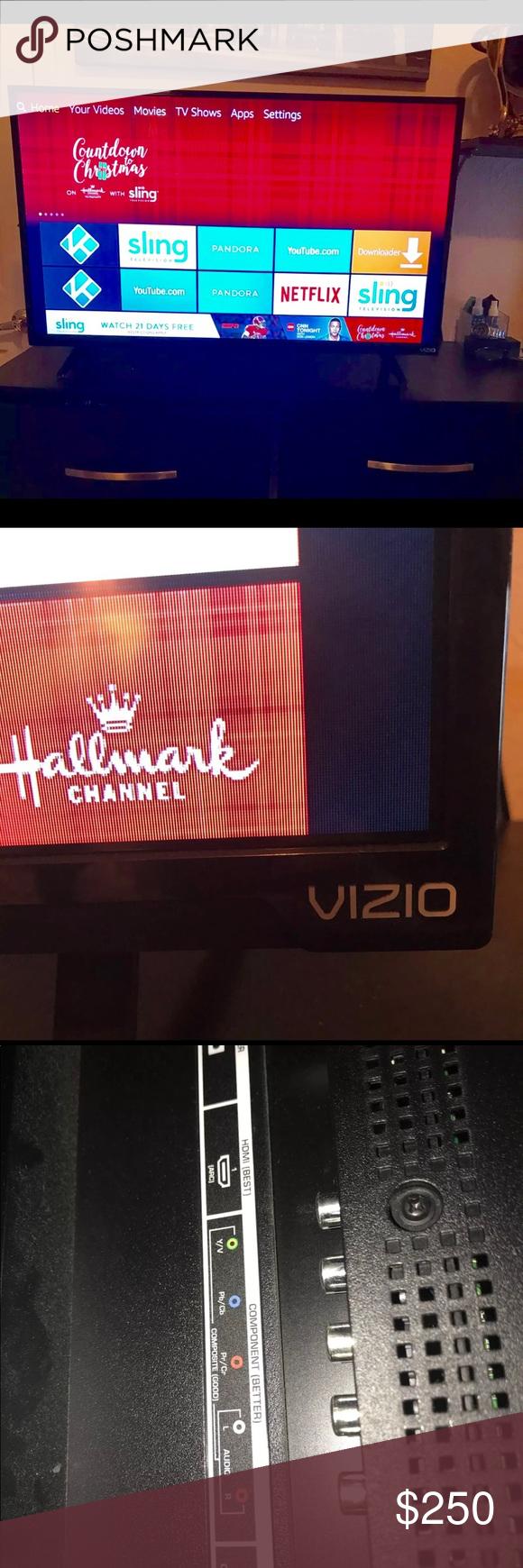 Vizio 43 inch HD TV Like new, this tv has sharp picture