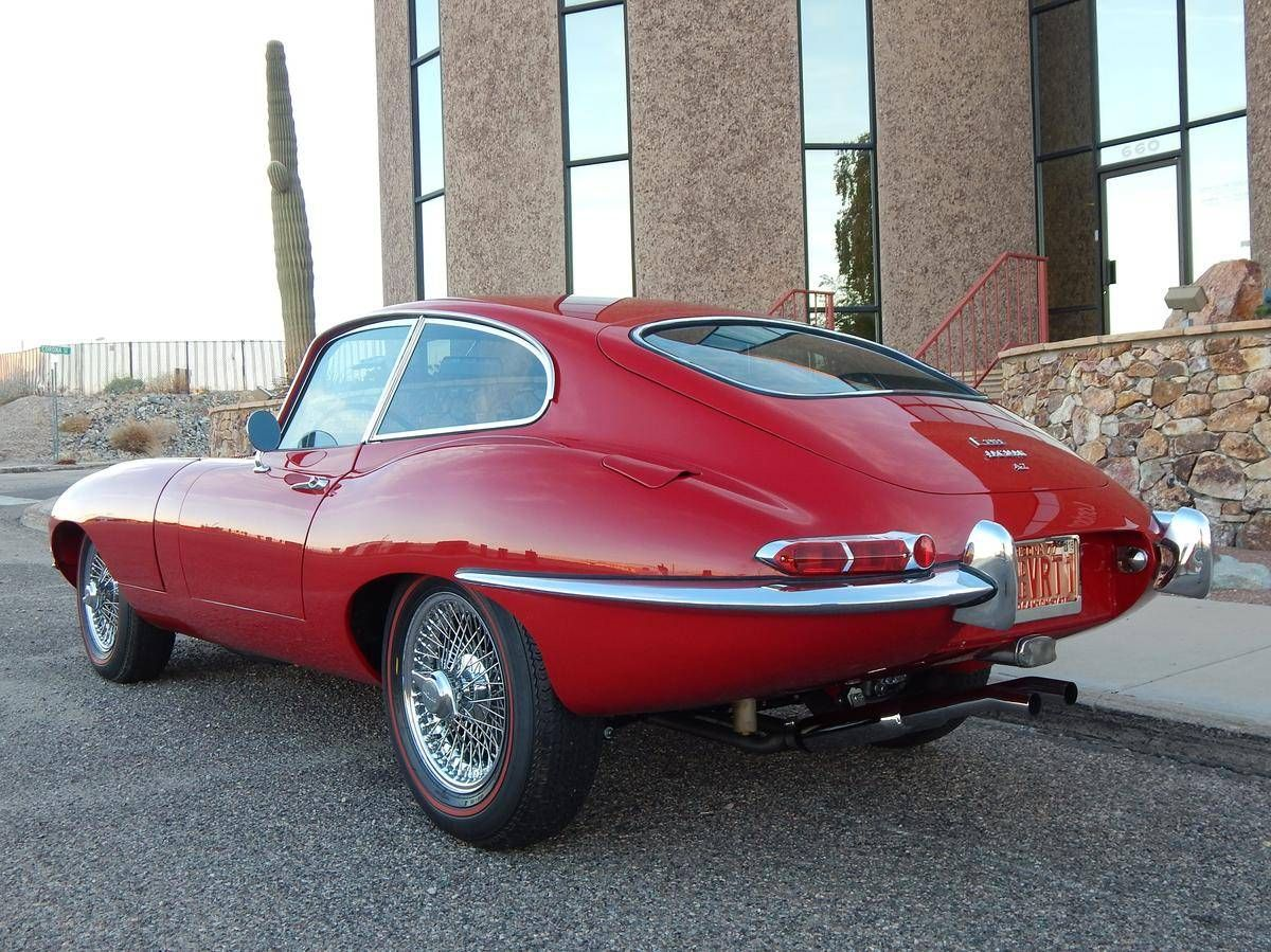 1965 Jaguar E-Type XKE Coupe 4.2 (Series 1) for sale #1827663 ...
