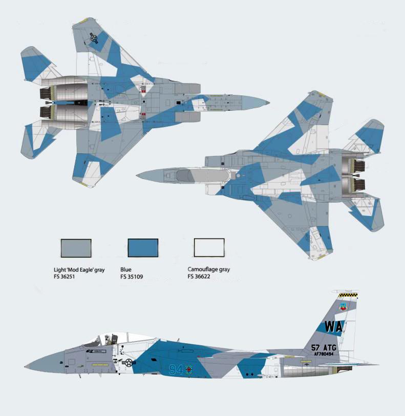 F-15 Paint Schemes - Google Search