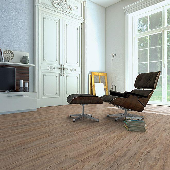 b!design Vinylboden Clic Nordmann Eiche Vinylboden, Haus