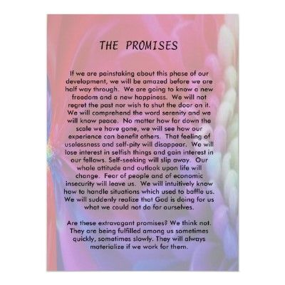 picture about Aa Promises Printable known as The Claims of Alcoholics Nameless Prices Alcoholics