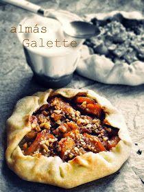 Szellem a fazékban: Almás galette