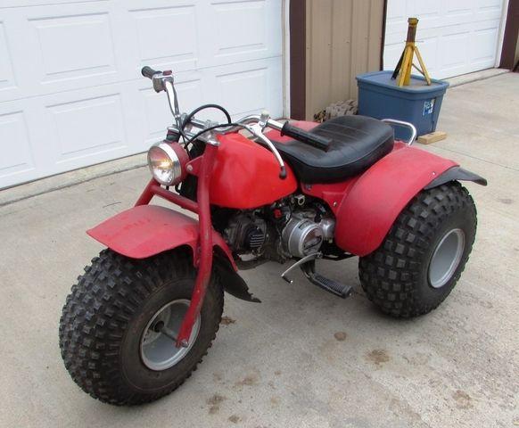 $799.00   3 Wheeler Classic 1979 Honda ATC 110