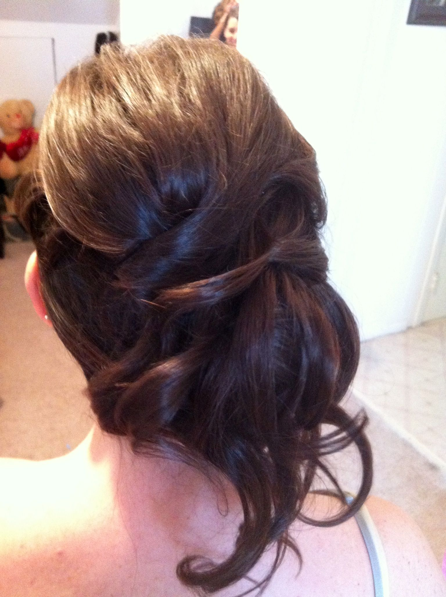 Pin On Wedding Hairstyles Sweet 16 Proms My Creative