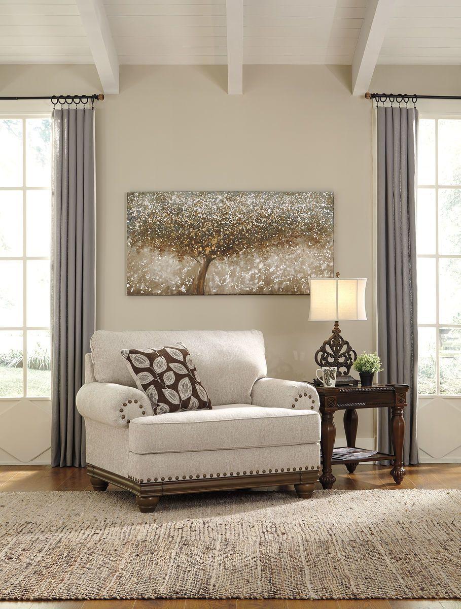Ashley Harleson Wheat Chair And A Half Chair And A Half Furniture Ashley Furniture Chairs