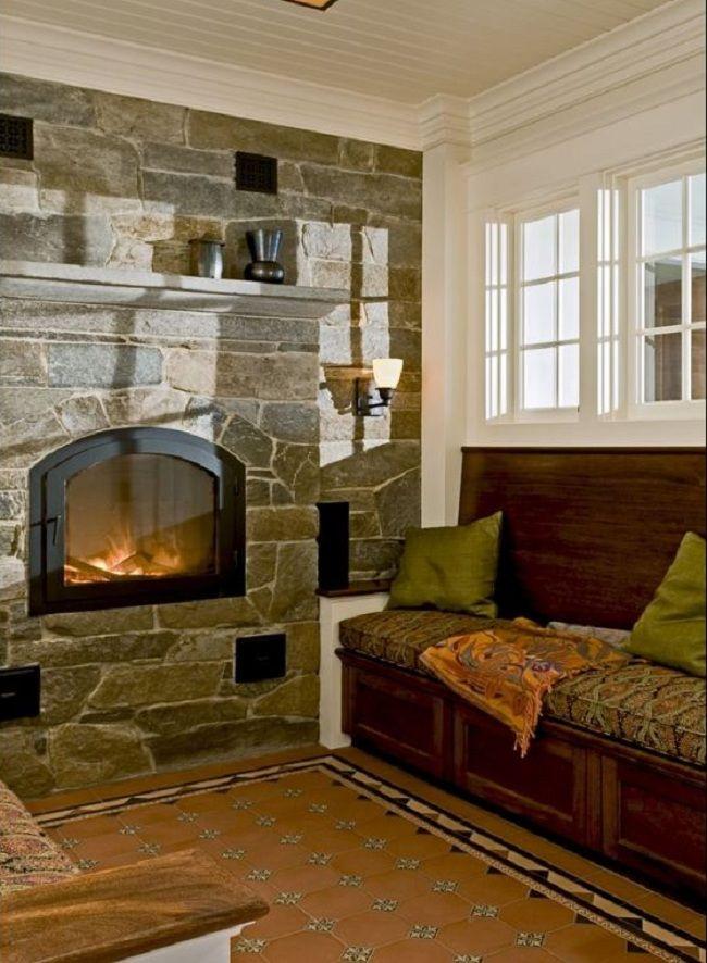Masonry Heaters Wood Stove Fireplace Cozy Fireplace Living Room Heater