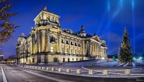 Reichstagsgebaude Edificio Del Reichstag Berlin Edificios Pulsar