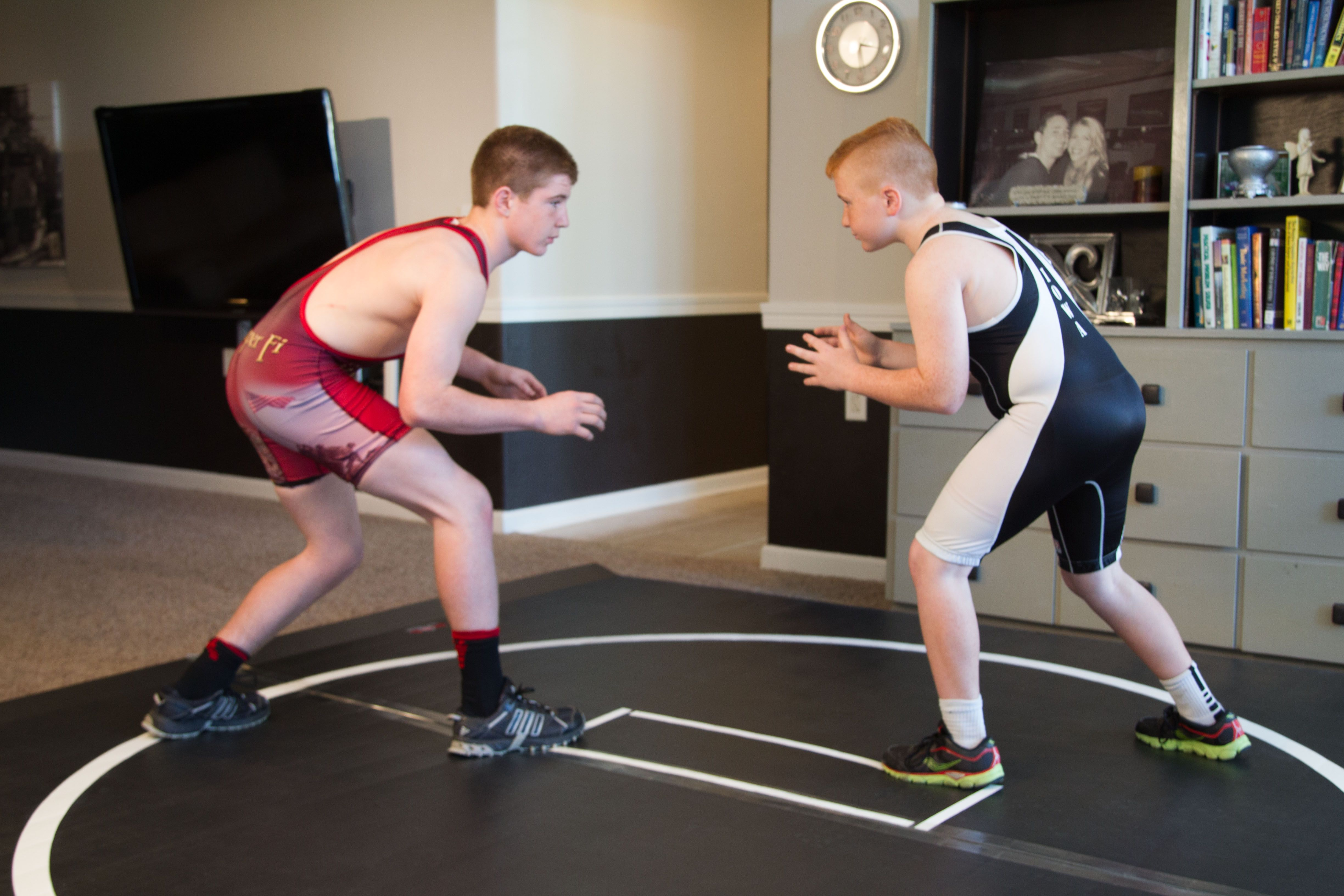wrestling roll cheap royal for sale mat out mats x accessories pin