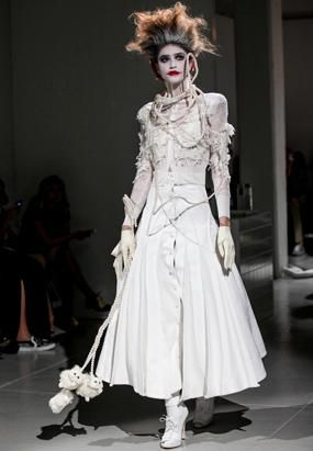 Wacky Weird Runway Looks From Fashion Week