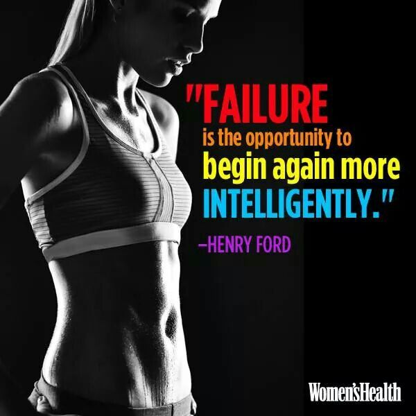 Failure and intelligence