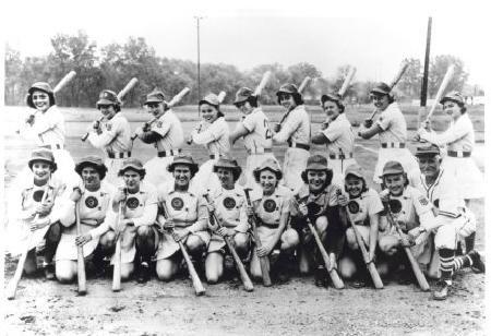 The All-American Girls Professional Baseball League