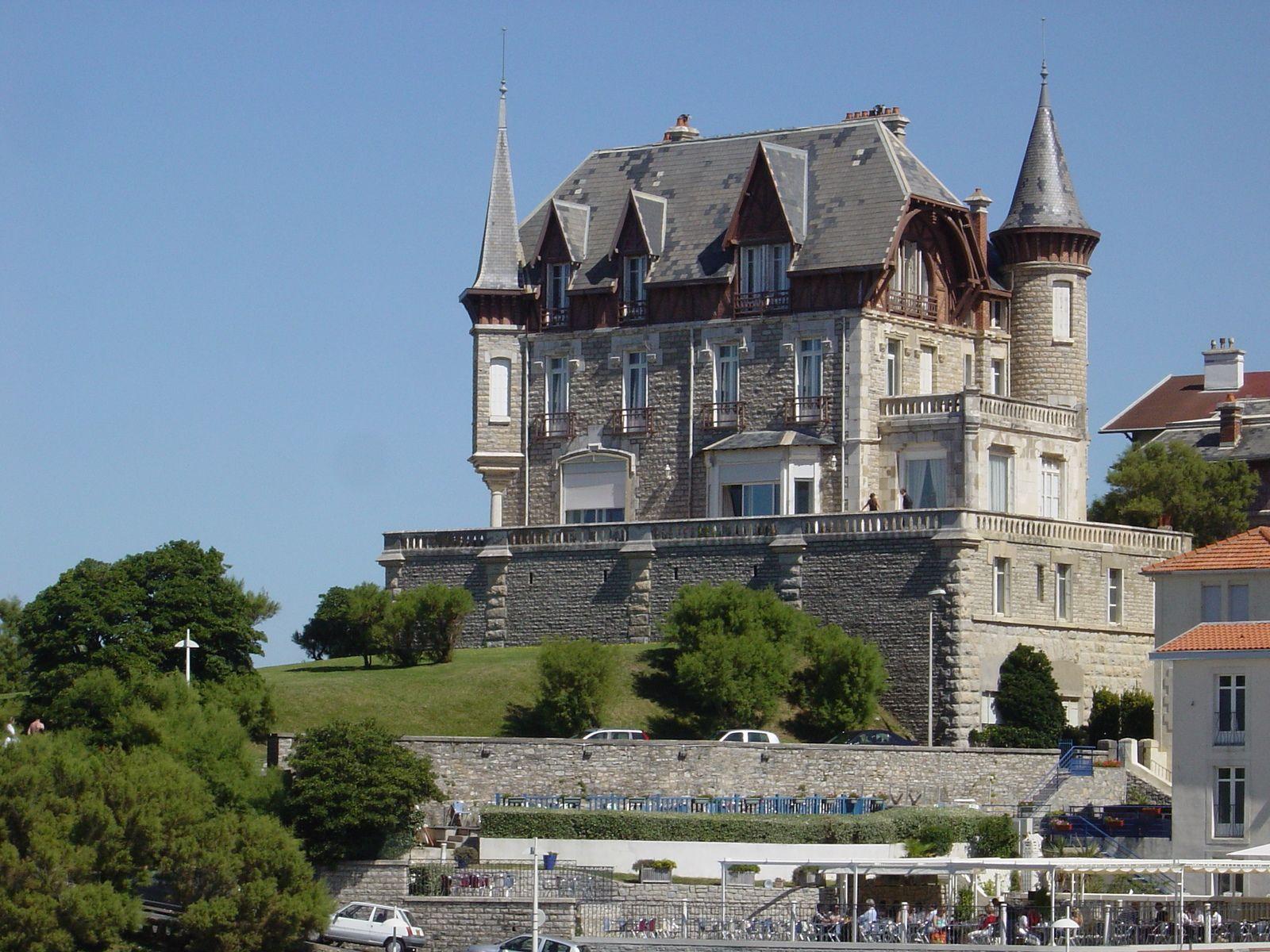 Villa Le Goeland Biarritz France