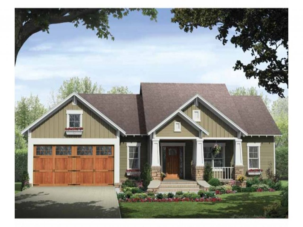 10 Elegant Craftsman House Plans Will Inspire You Craftsman House Plans Craftsman House Plan Craftsman Style House Plans