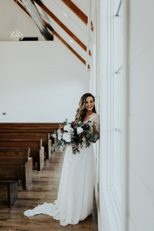Southwind Hills Oklahoma Wedding Inspo Simple church