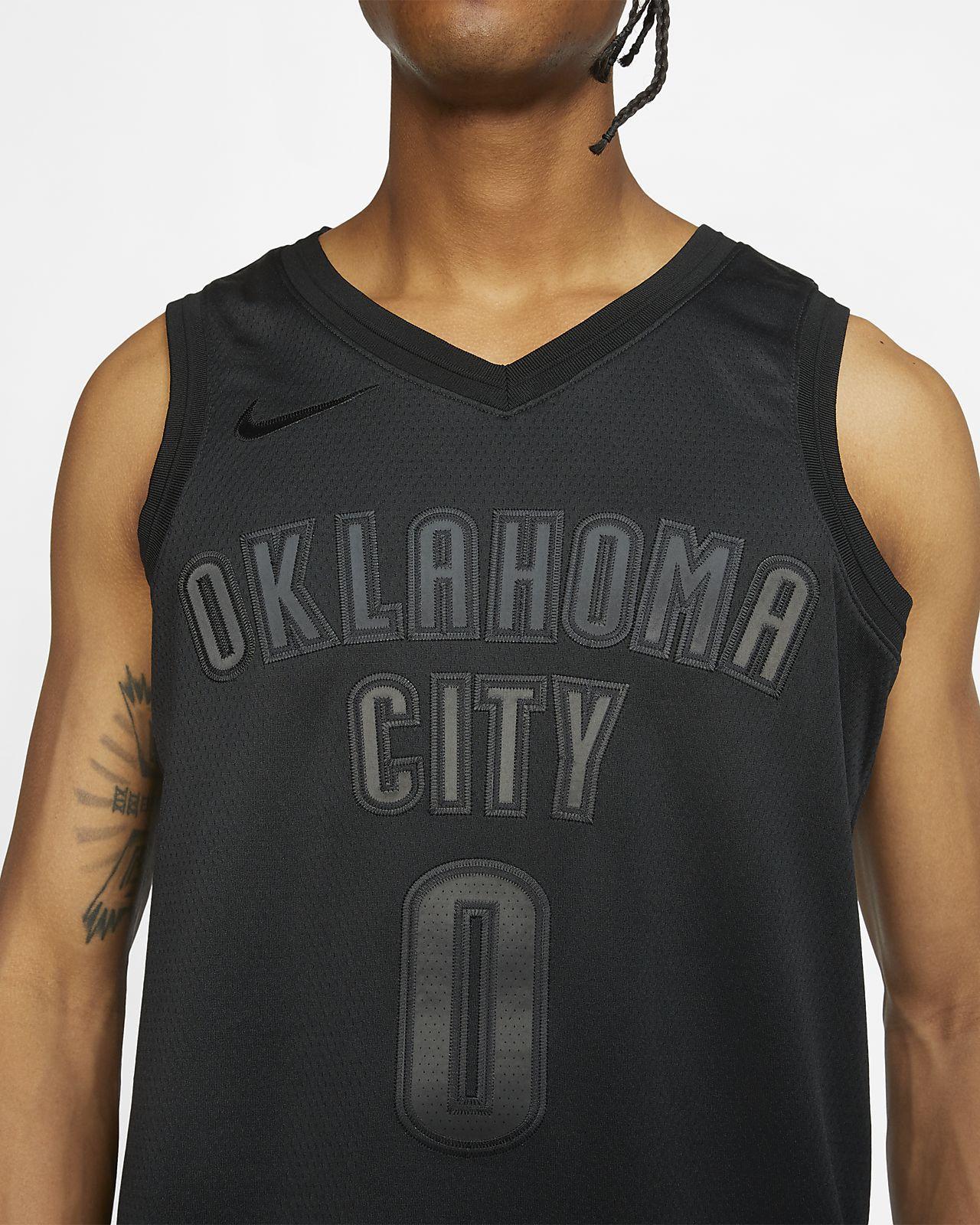 Russell Westbrook MVP Thunder Nike NBA