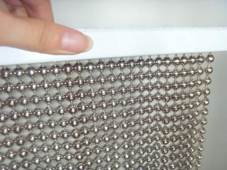Ball Chain Curtain Supplier, Exporter, T Metal Accessories Co.,Ltd ..