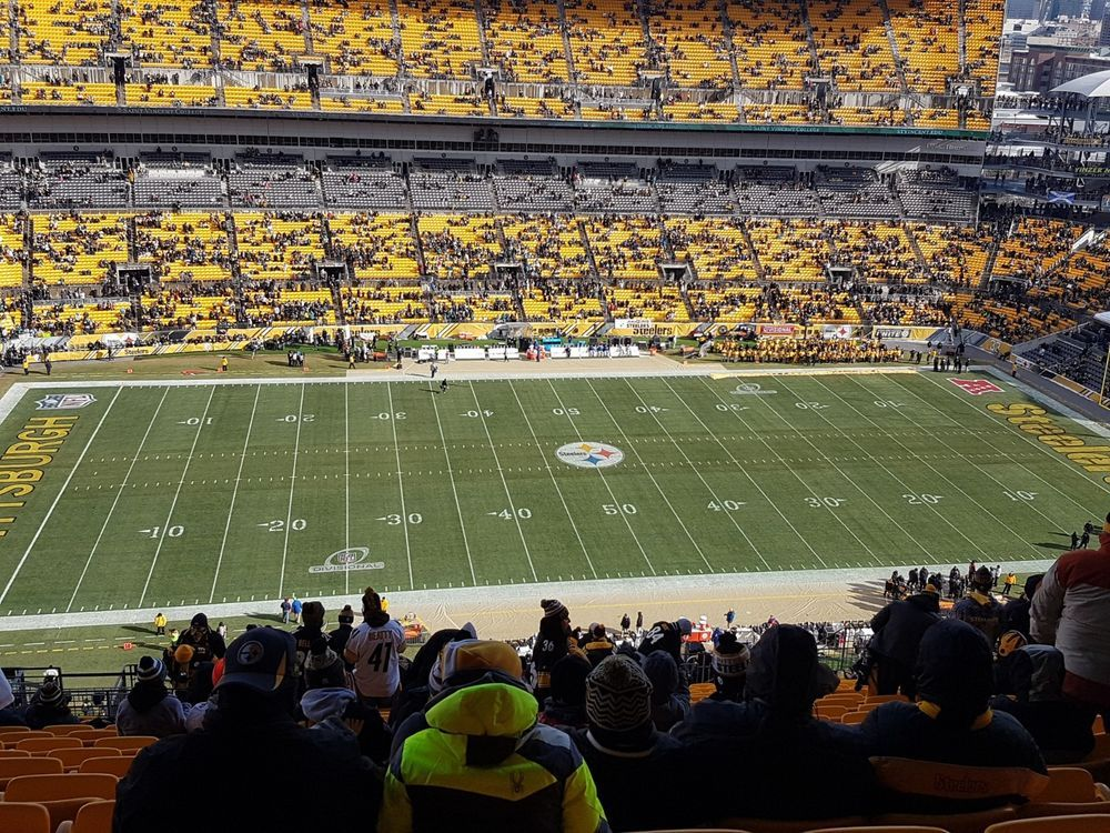 Discount 4 TICKETS CAROLINA PANTHERS at PITTSBURGH STEELERS, Thursday Night  hot sale